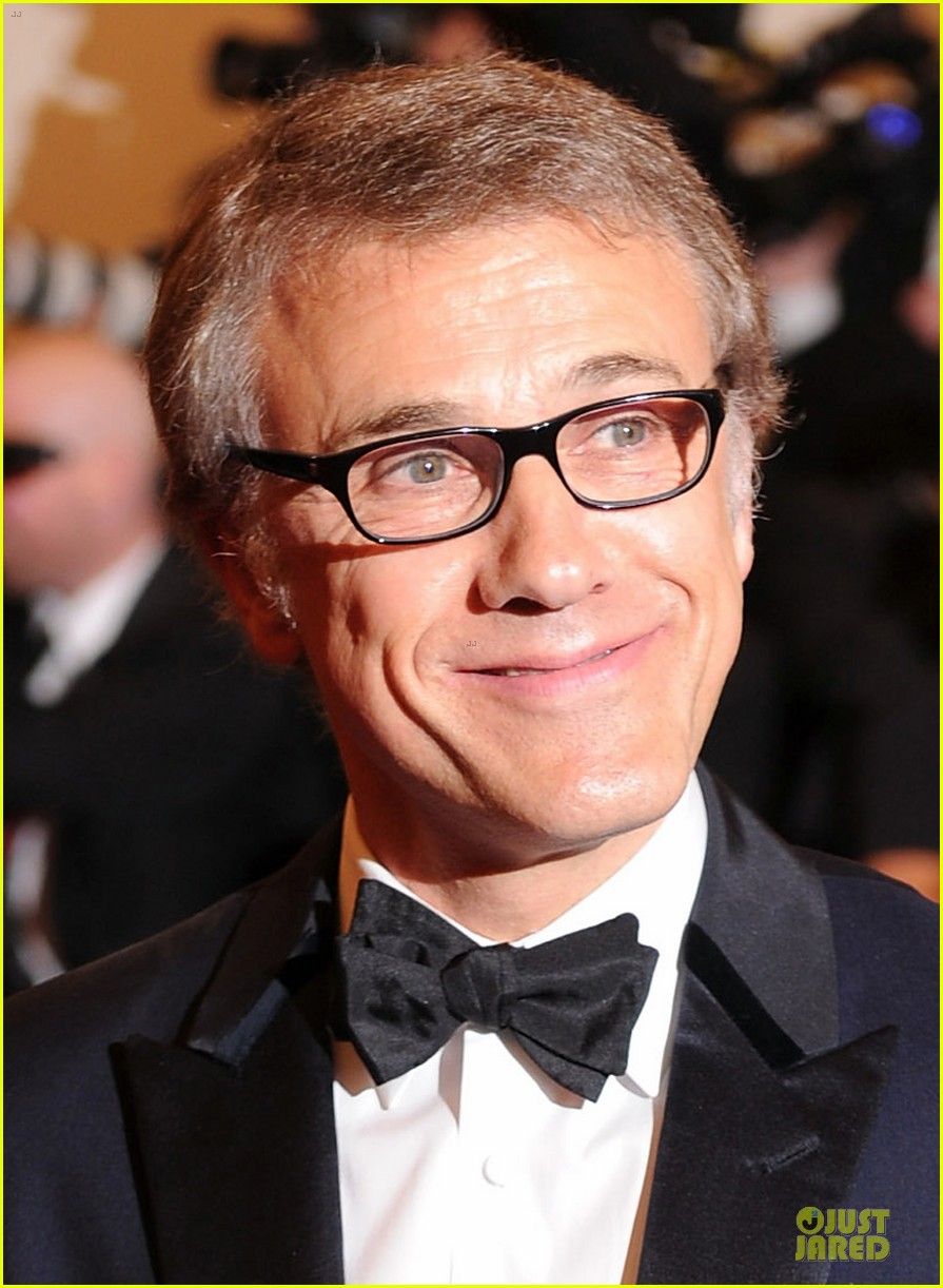 christoph waltz met ball 2013 red carpet 022865639