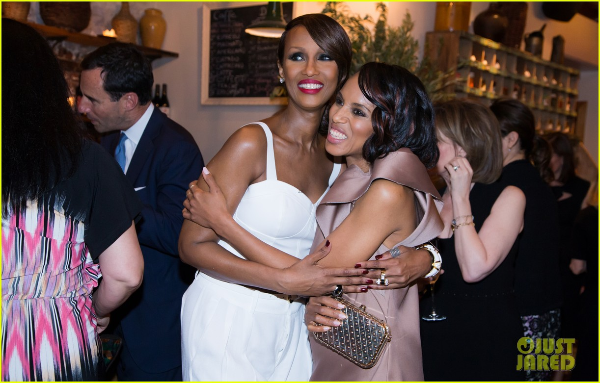 kerry washington attends elle dinner scandal finale tonight 032871487