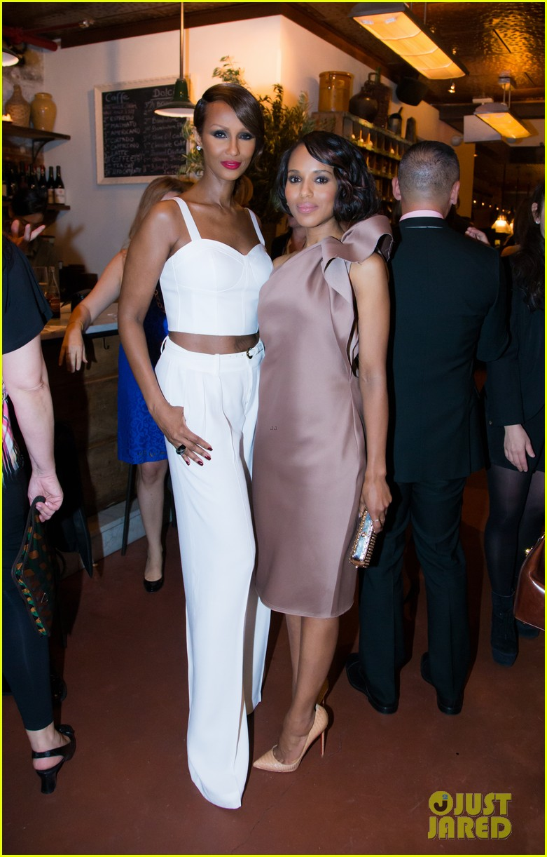 kerry washington attends elle dinner scandal finale tonight 122871496