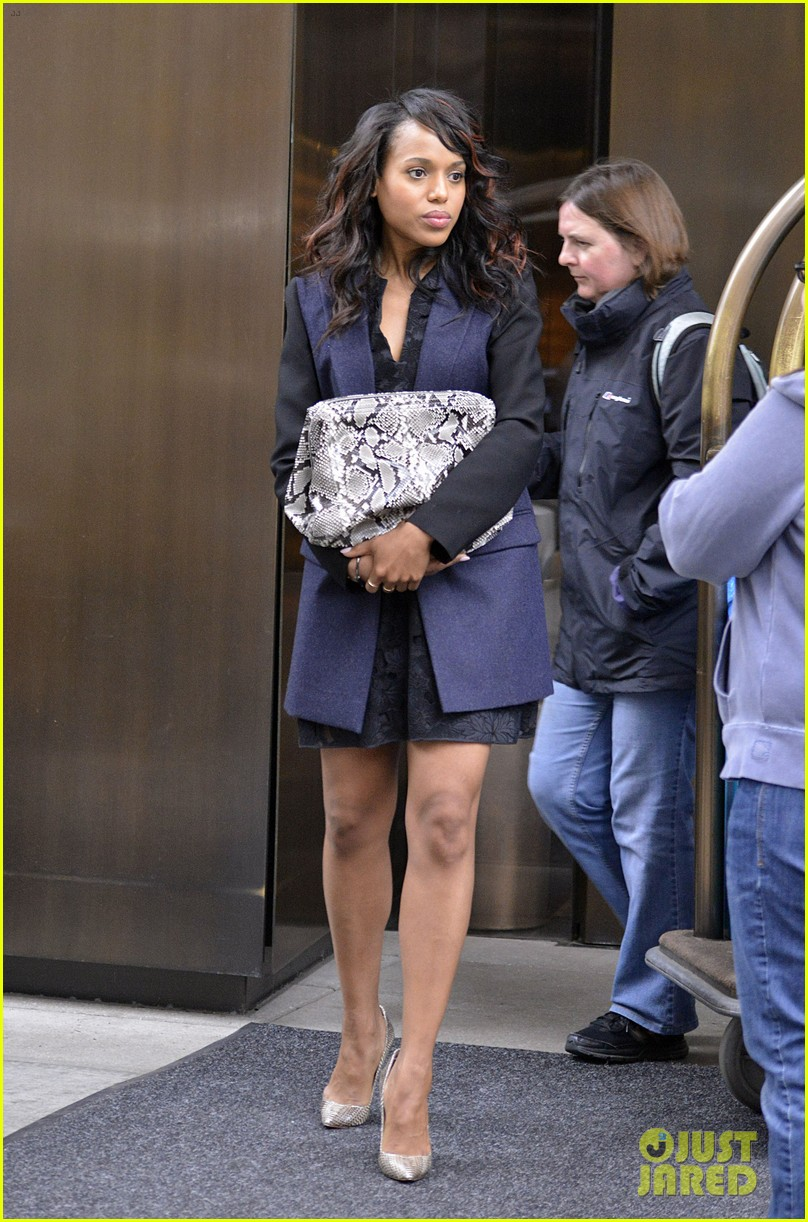 kerry washington attends elle dinner scandal finale tonight 132871497