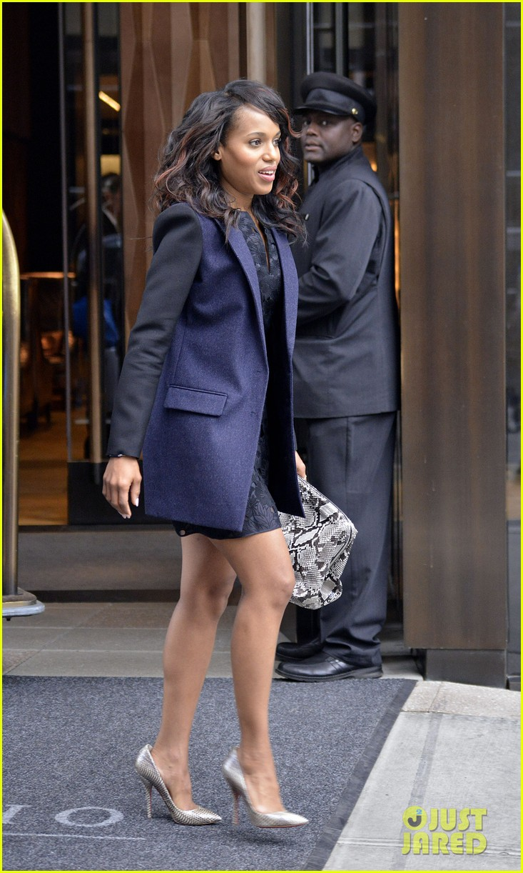kerry washington attends elle dinner scandal finale tonight 14