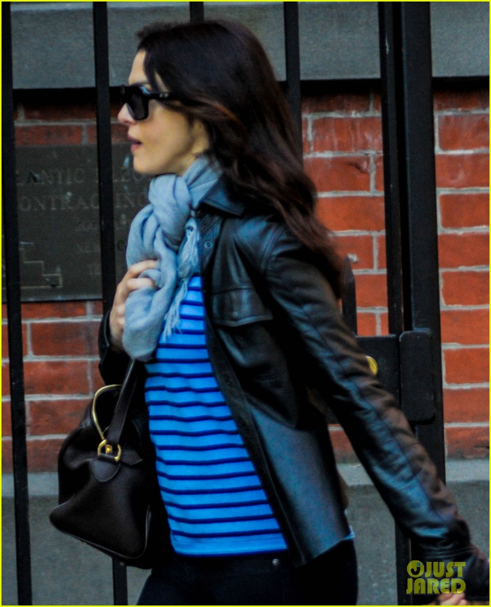 rachel weisz post mothers day outing with henry 032869588