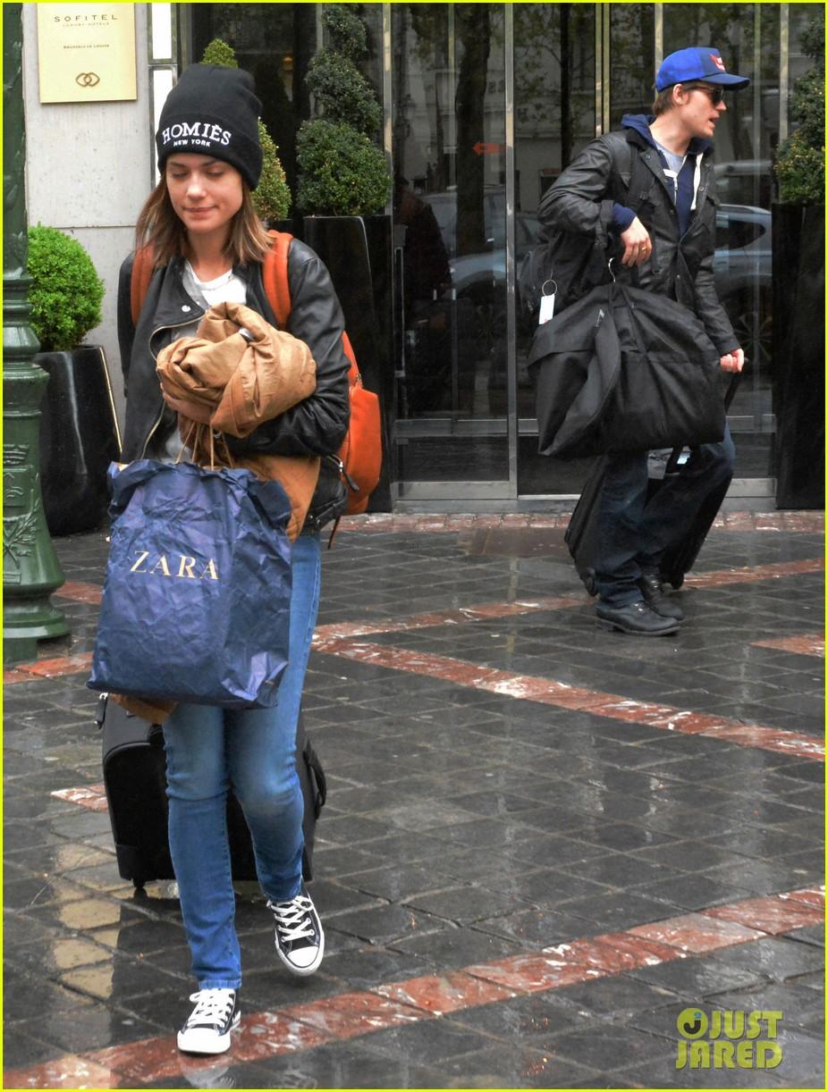 paul wesley torrey devitto brussels hotel departure 182869617