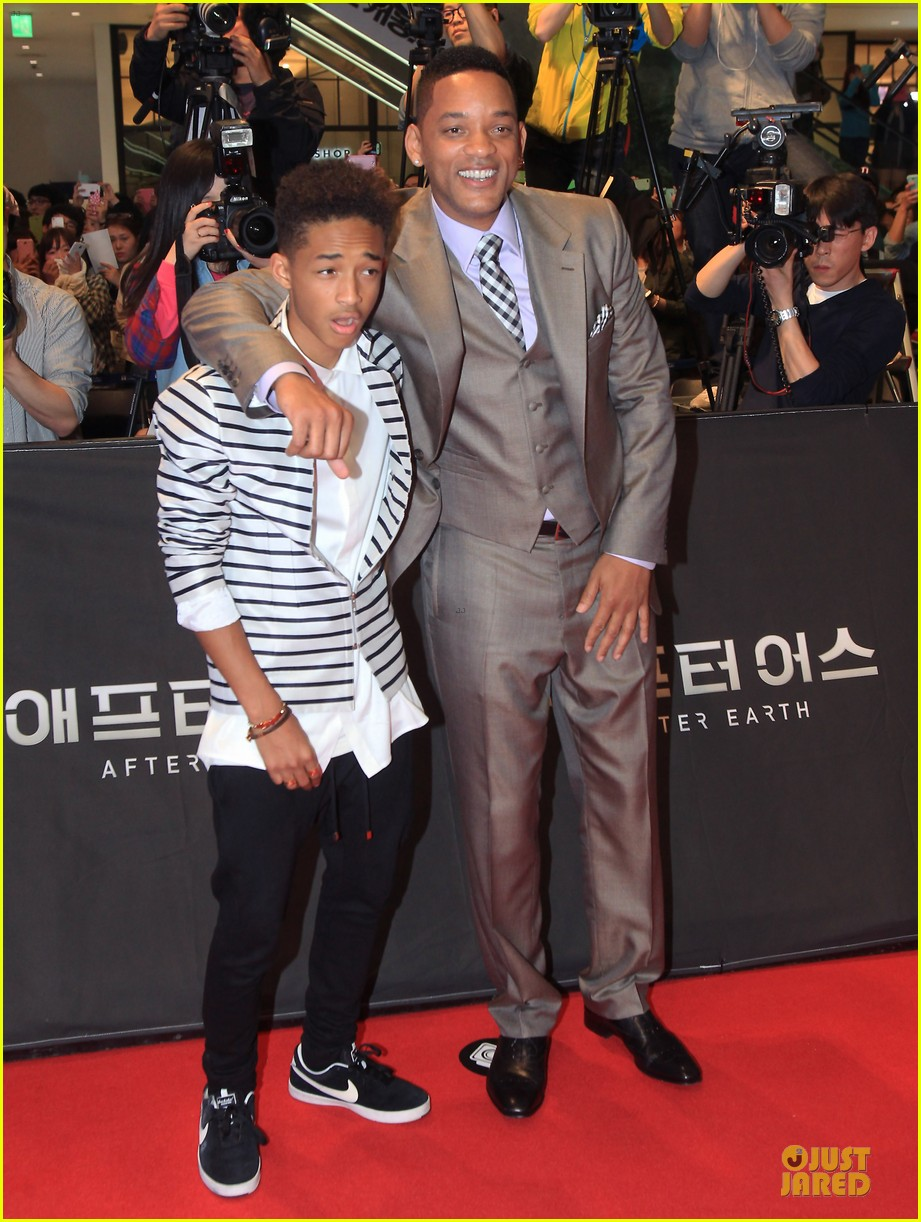 will jaden smith after earth korea premiere 01