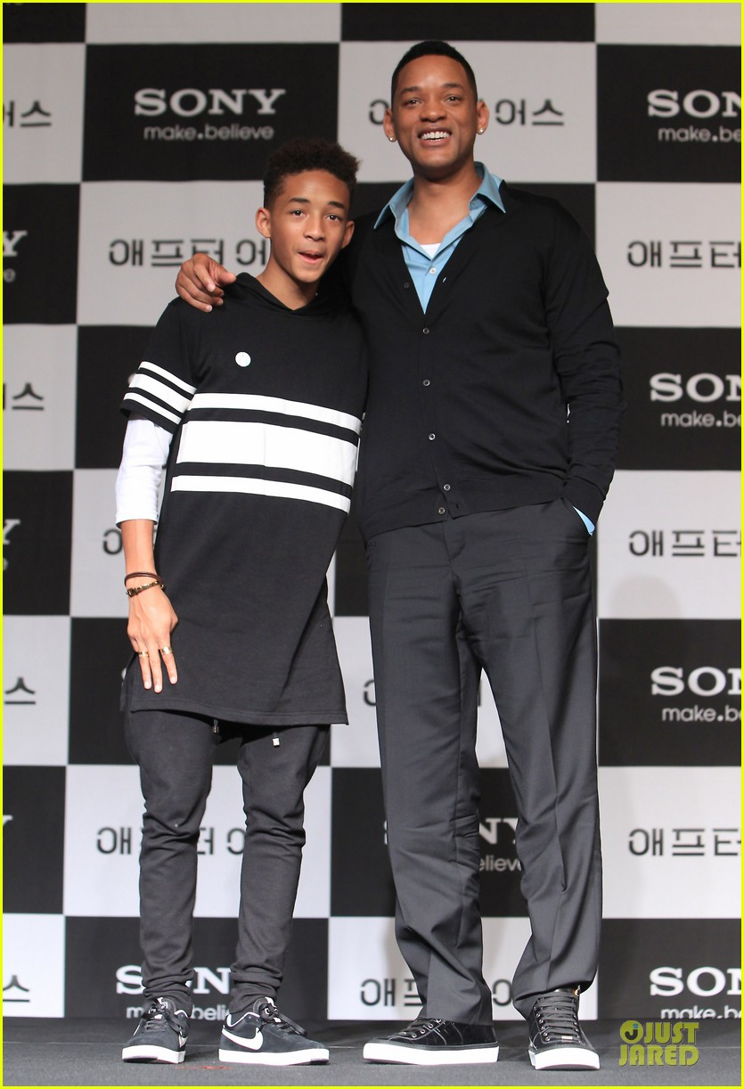 will jaden smith after earth korea premiere 032866063