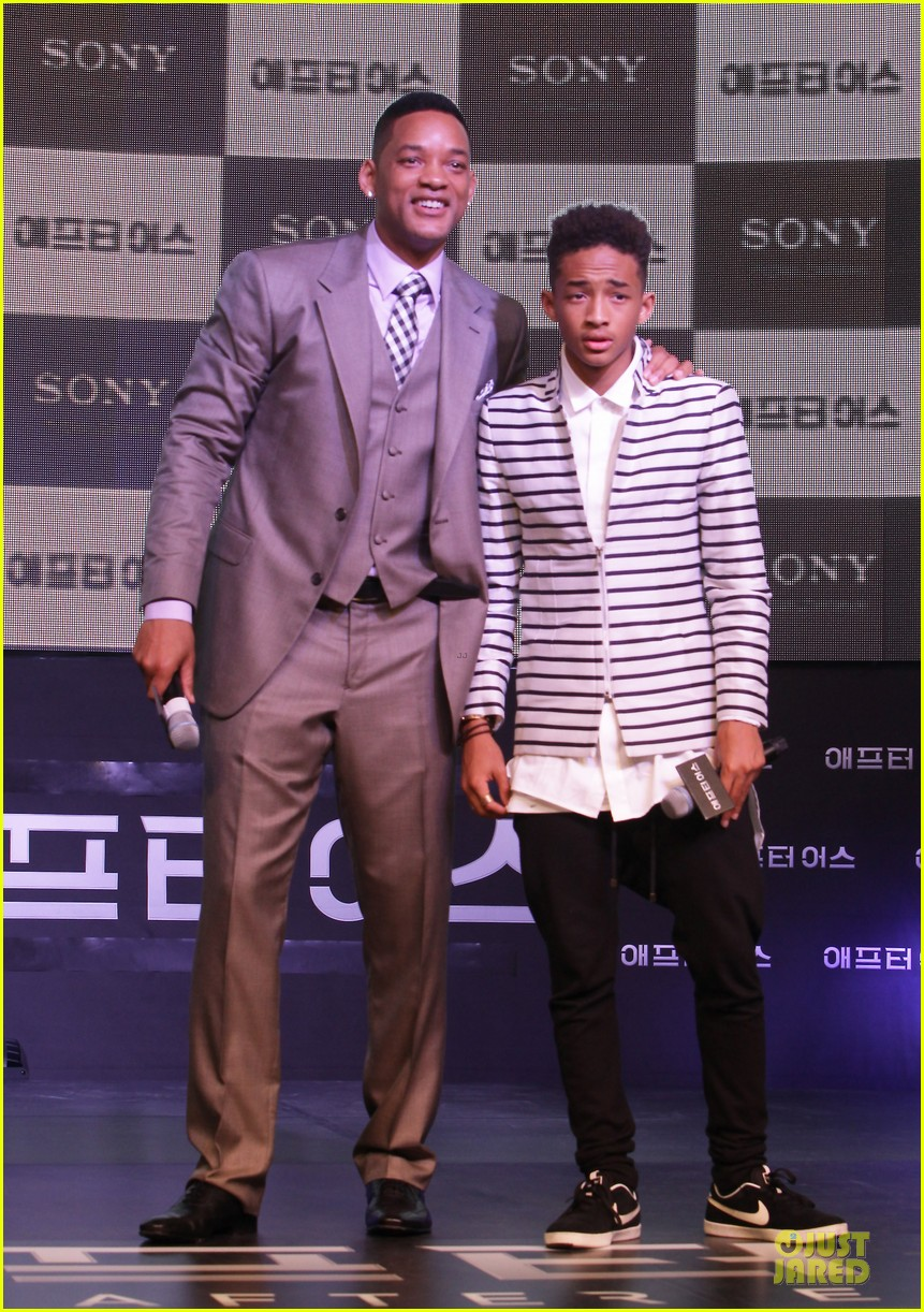 will jaden smith after earth korea premiere 062866066