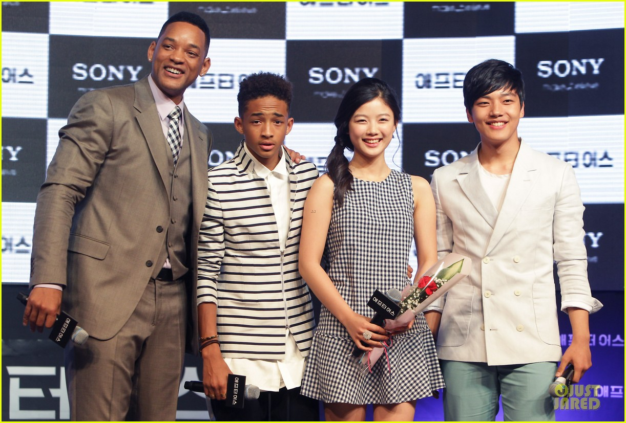 will jaden smith after earth korea premiere 122866072