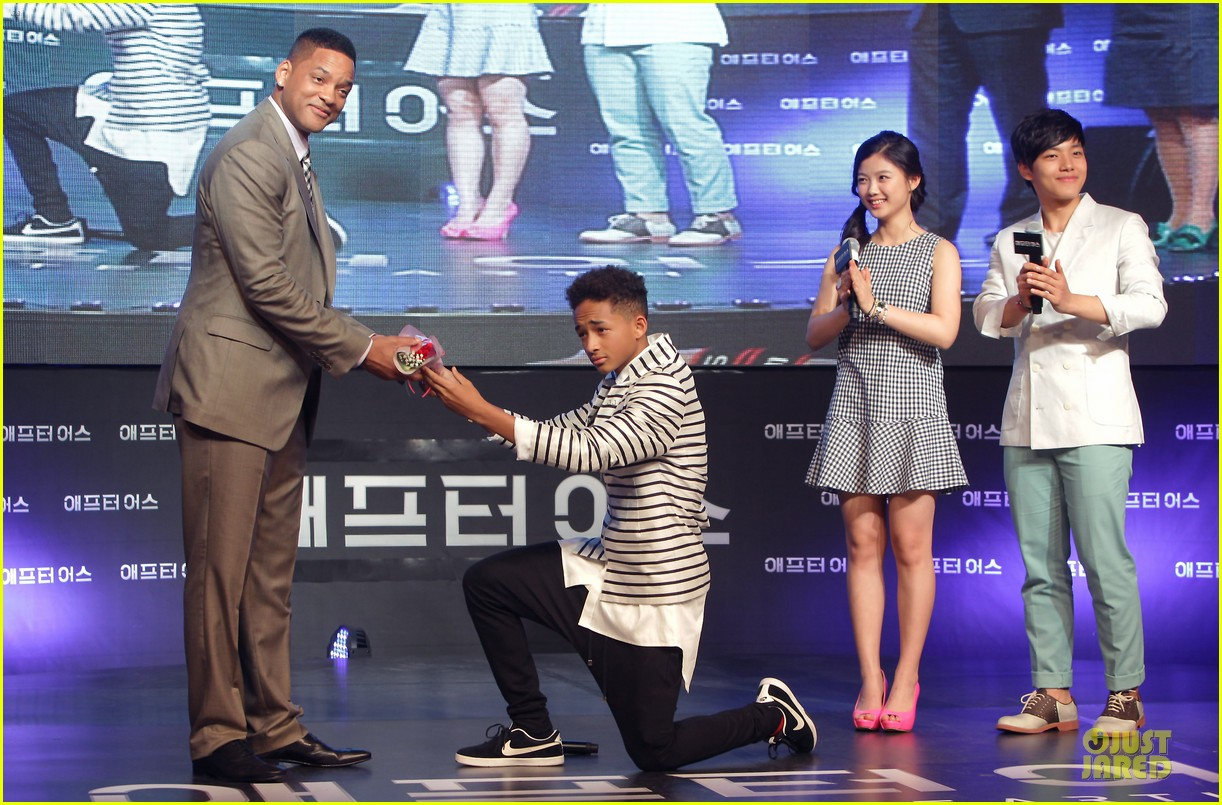 will jaden smith after earth korea premiere 162866076