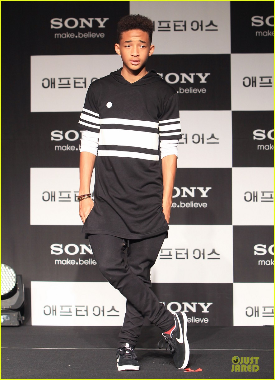 will jaden smith after earth korea premiere 242866084