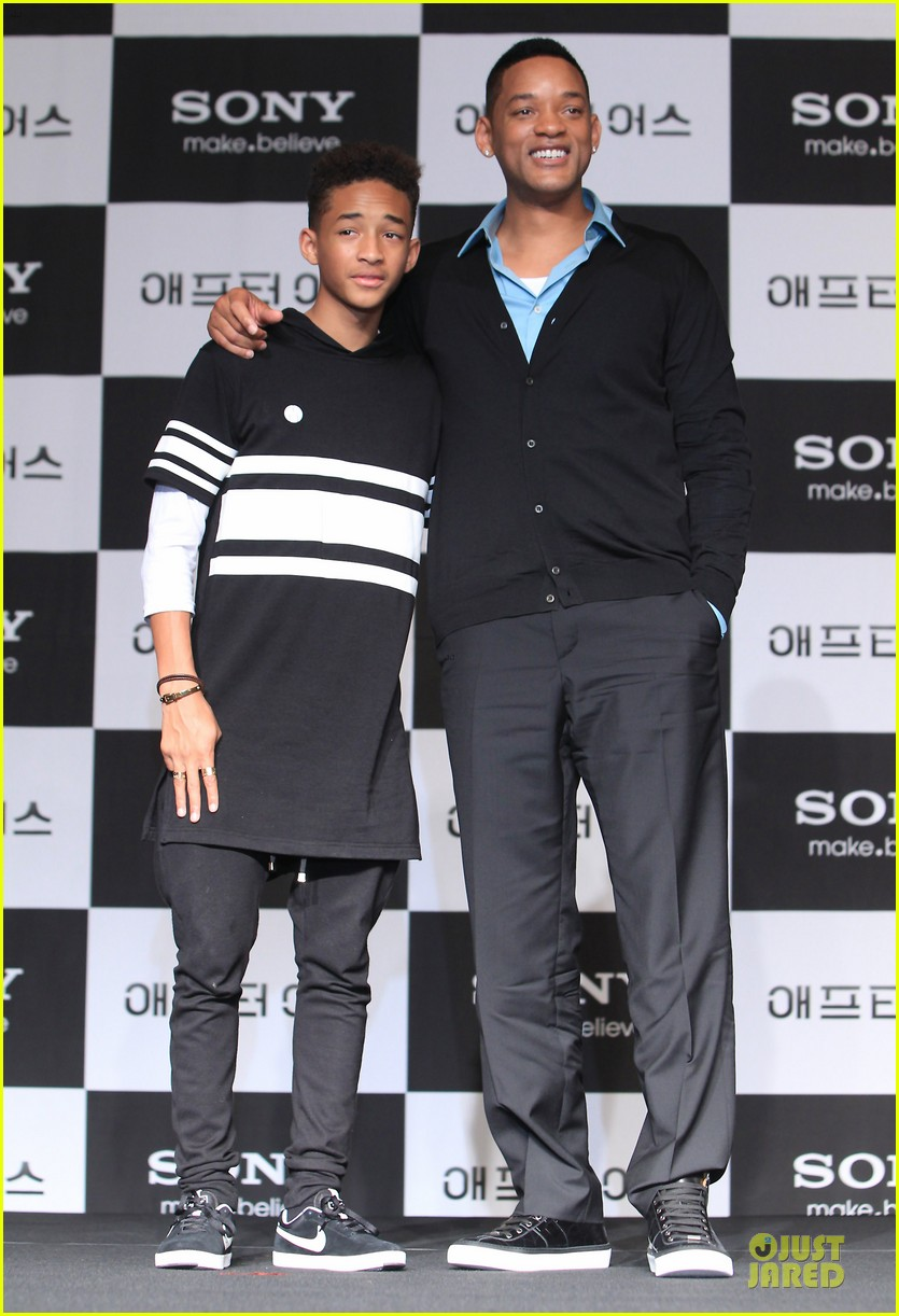 will jaden smith after earth korea premiere 302866090