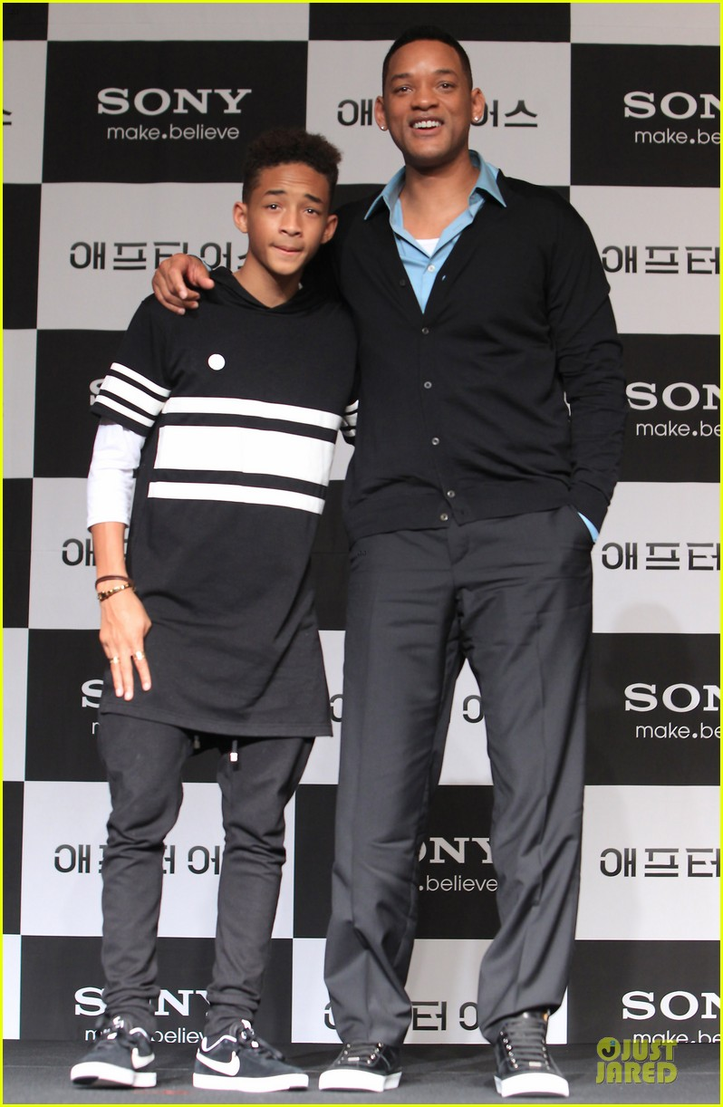will jaden smith after earth korea premiere 342866094