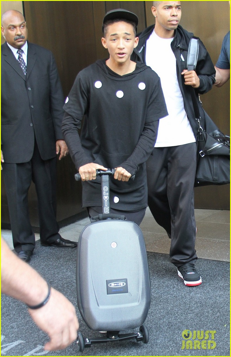 will jaden smith see ya later nyc 012876164