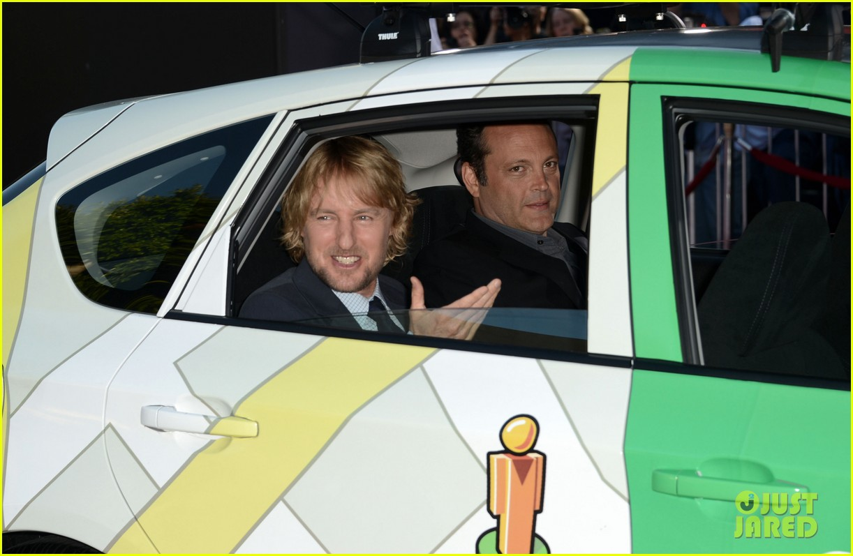 owen wilson vince vaughn the internship premiere 032880378