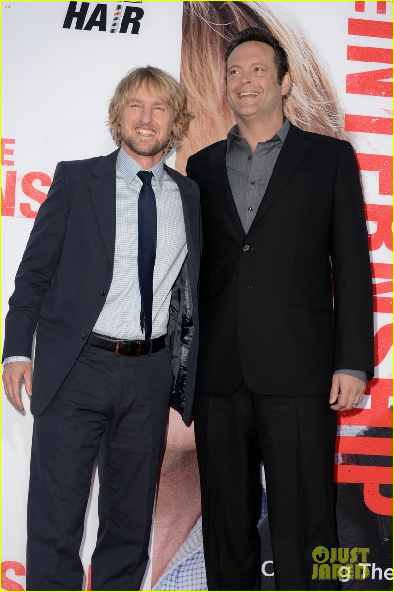 owen wilson vince vaughn the internship premiere 142880389