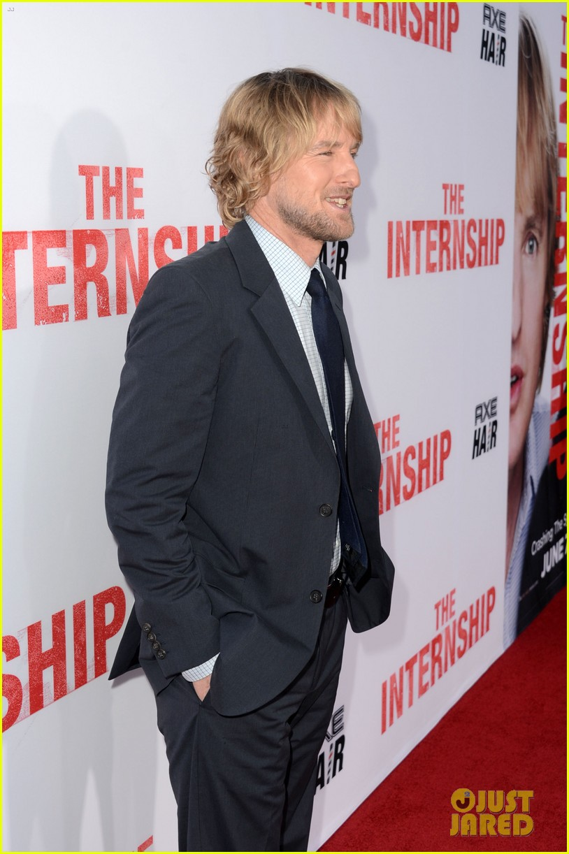 owen wilson vince vaughn the internship premiere 212880396