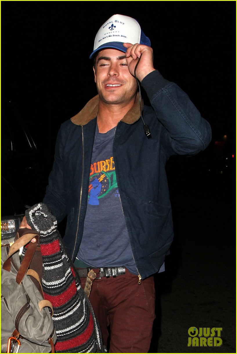 zac efron arrives at townies wrap party 072878874