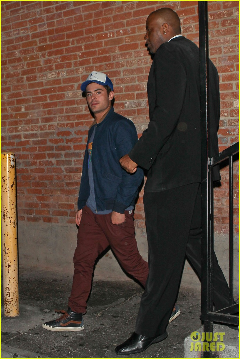 zac efron arrives at townies wrap party 14