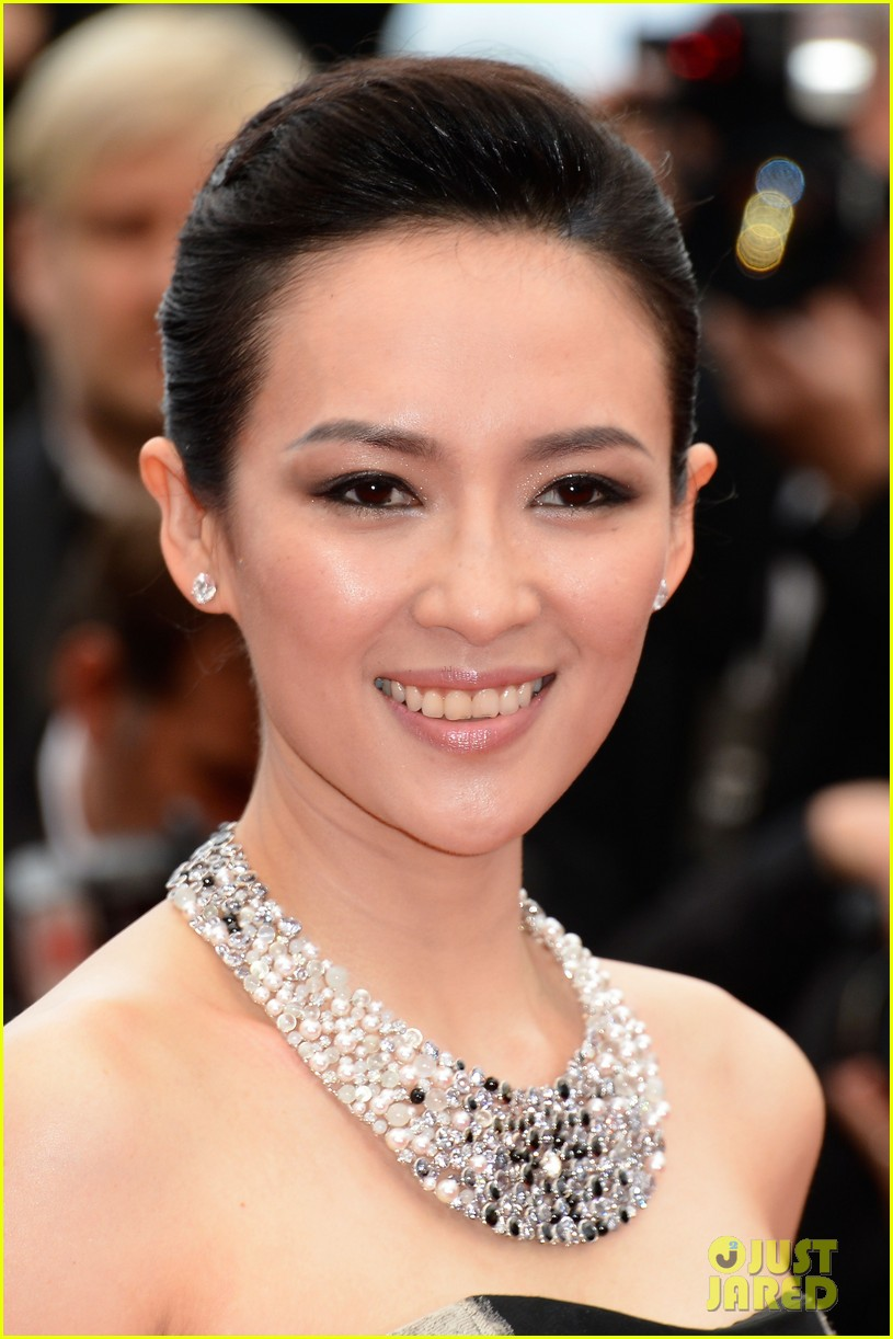 ziyi zhang glams up cannes film festival 02