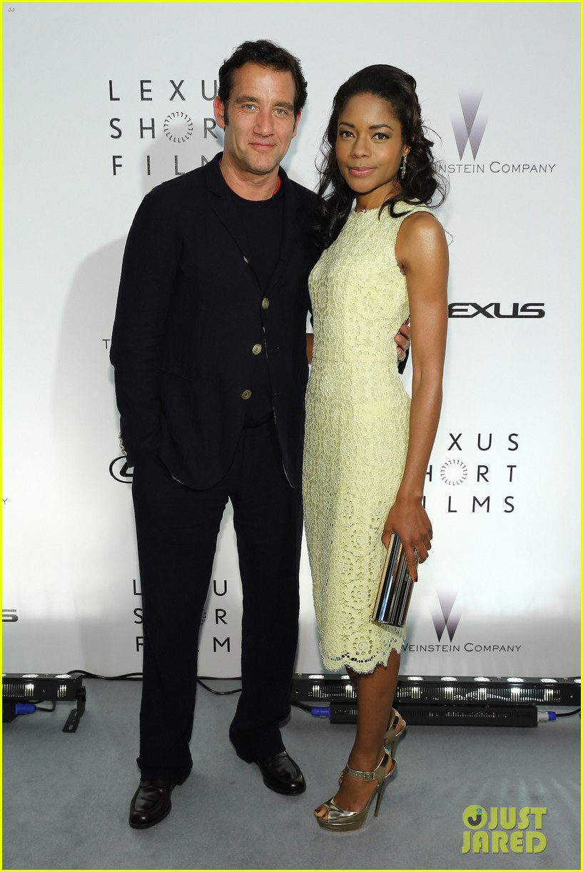 zoe saldana clive owen life is amazing cannes screening 052873700