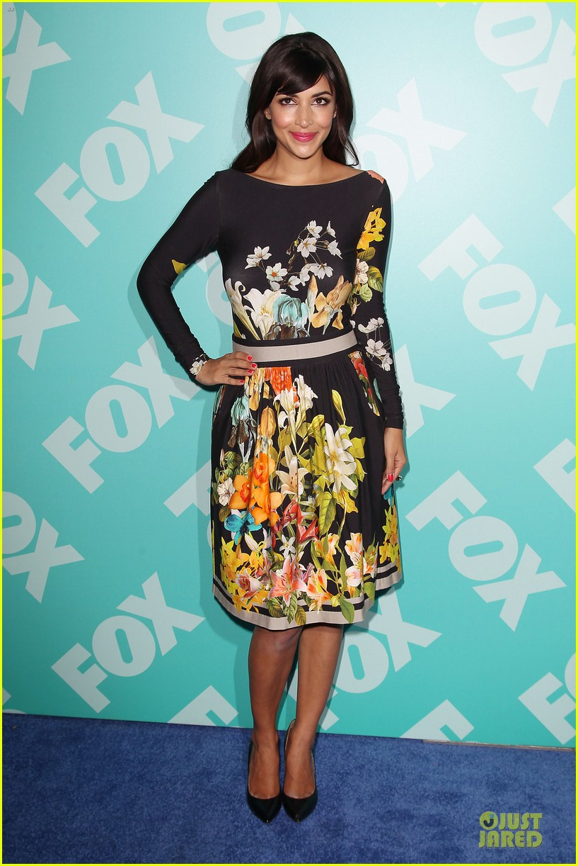 zooey emily deschanel fox upfront presentation sisters 052869927