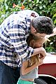 ben affleck loving dad while jennifer garner is away 02