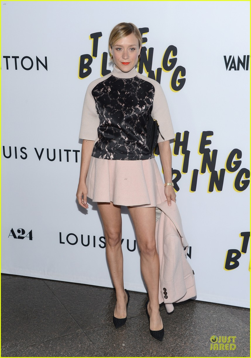 dianna agron chloe sevigny the bling ring los angeles premiere 032884665