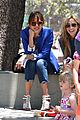 jessica alba cash warren honors kindergarten graduation lunch 04