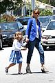 jessica alba cash warren honors kindergarten graduation lunch 19