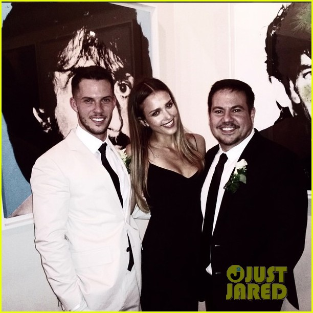 jessica alba attends narciso rodriguez wedding in nyc 022897556