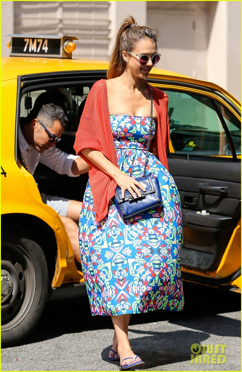 jessica alba attends narciso rodriguez wedding in nyc 182897572