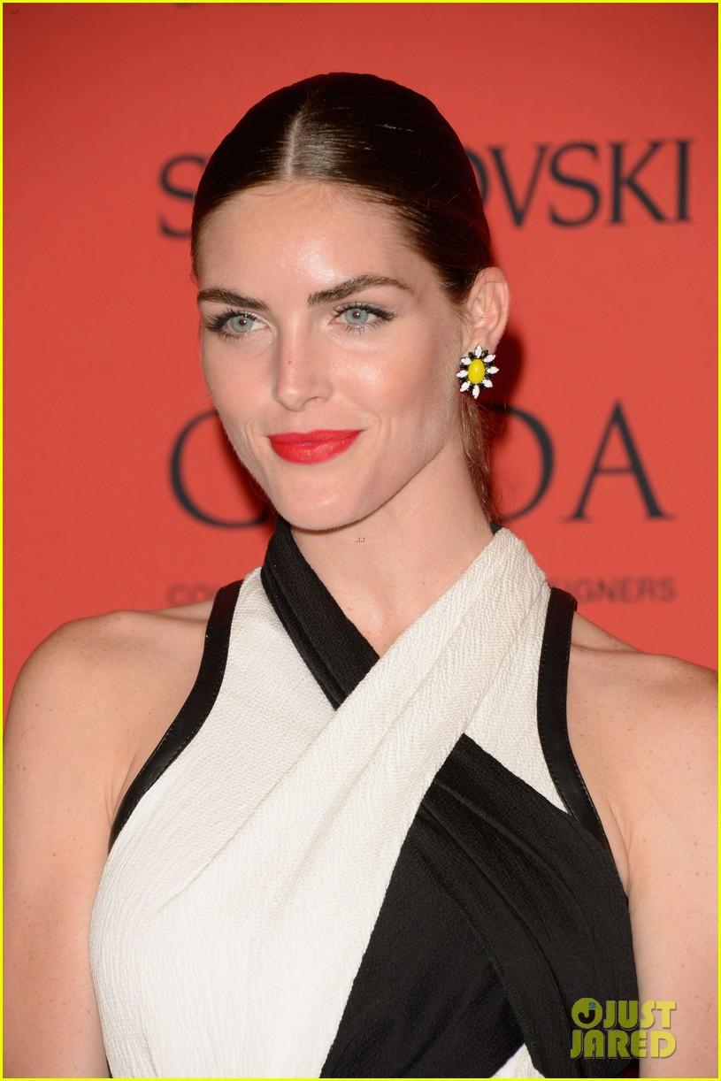 lily aldridge hilary rhoda cfda fashion awards 2013 042883811