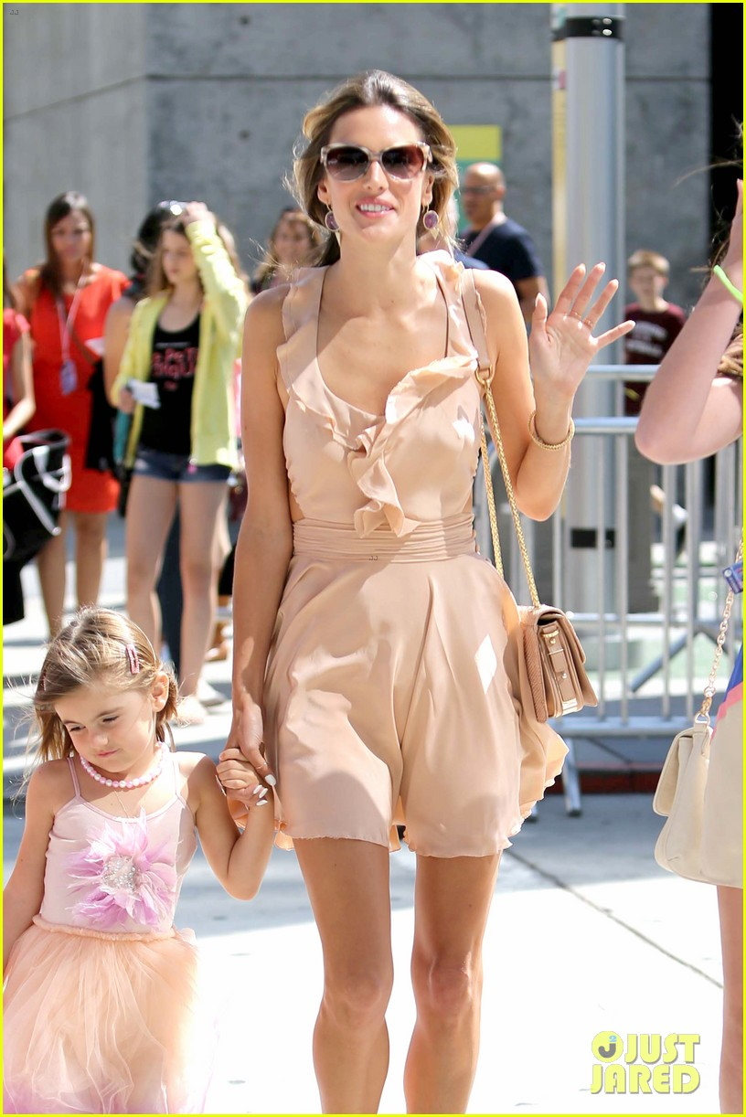 alessandra ambrosio my little pony premiere after anja graduation 392892165