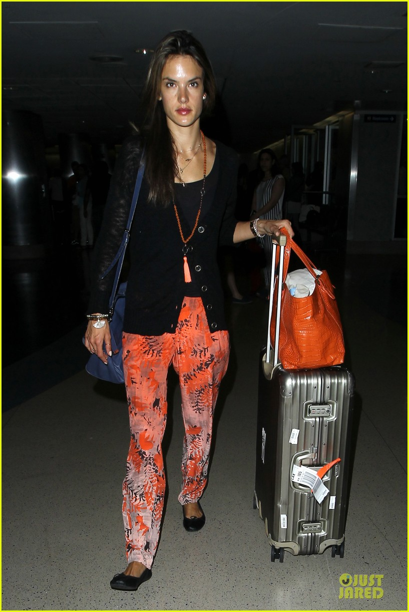 alessandra ambrosio lax arrival after secret project in nyc 122900555