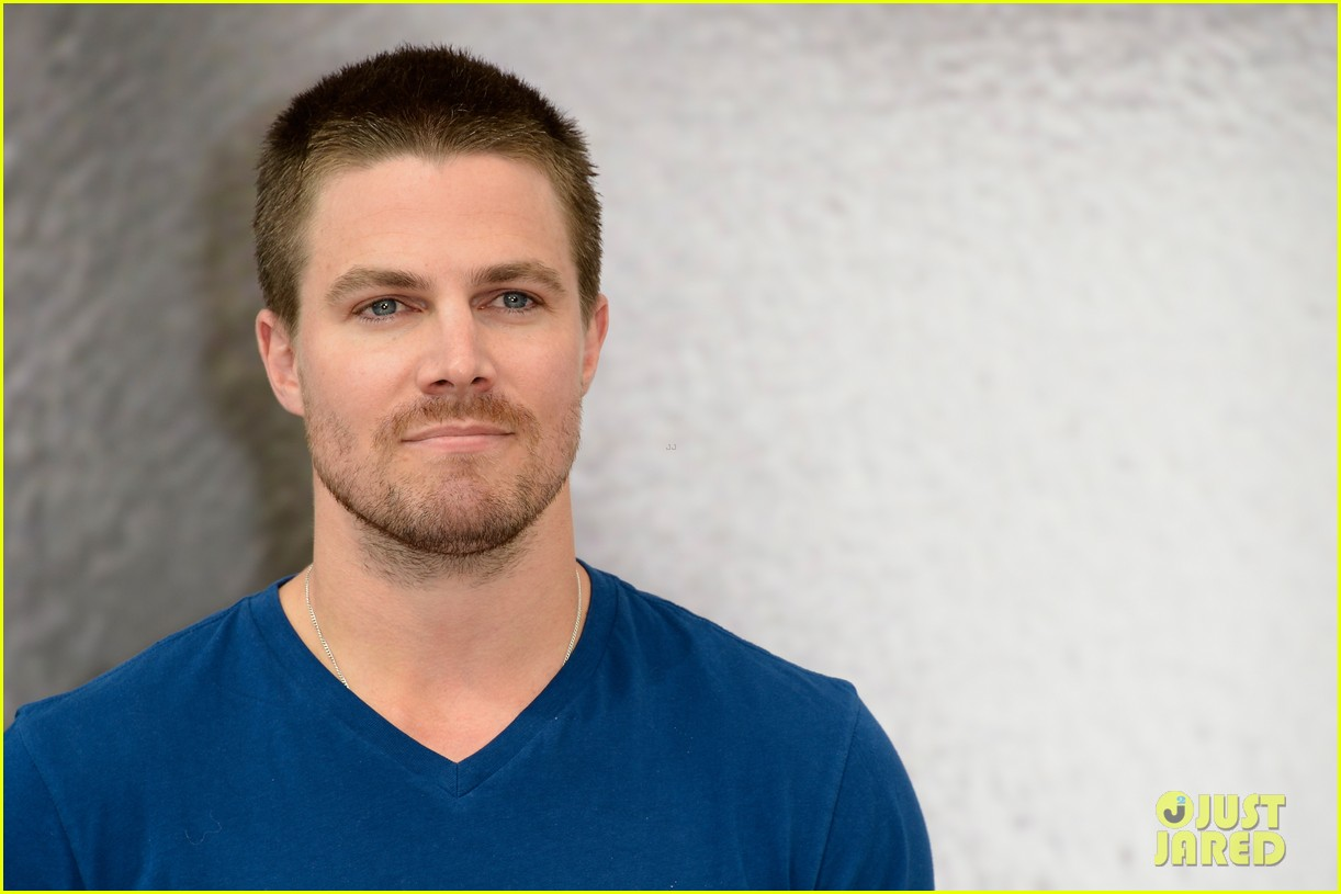 Stephen Amell Arrow At Monte Carlo Photo 2889835 Arrow