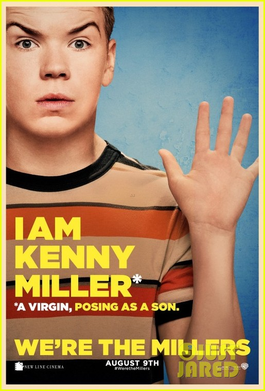 jennifer aniston were the millers character posters 012890641