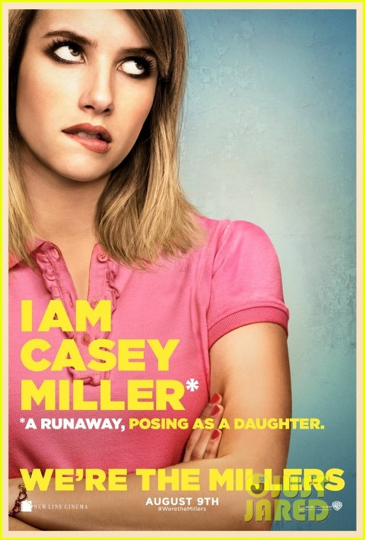 jennifer aniston were the millers character posters 02