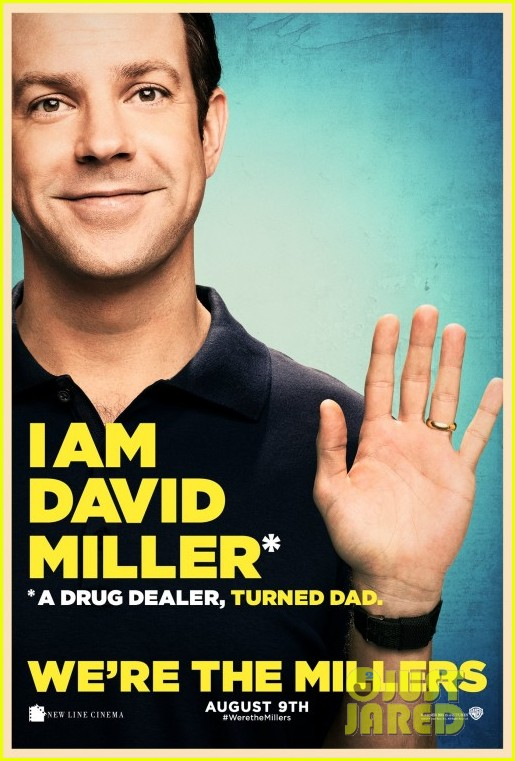 jennifer aniston were the millers character posters 032890643