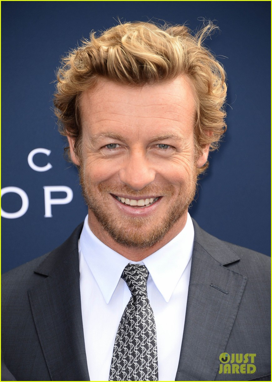 simon baker prix de diane longines in paris 142892824