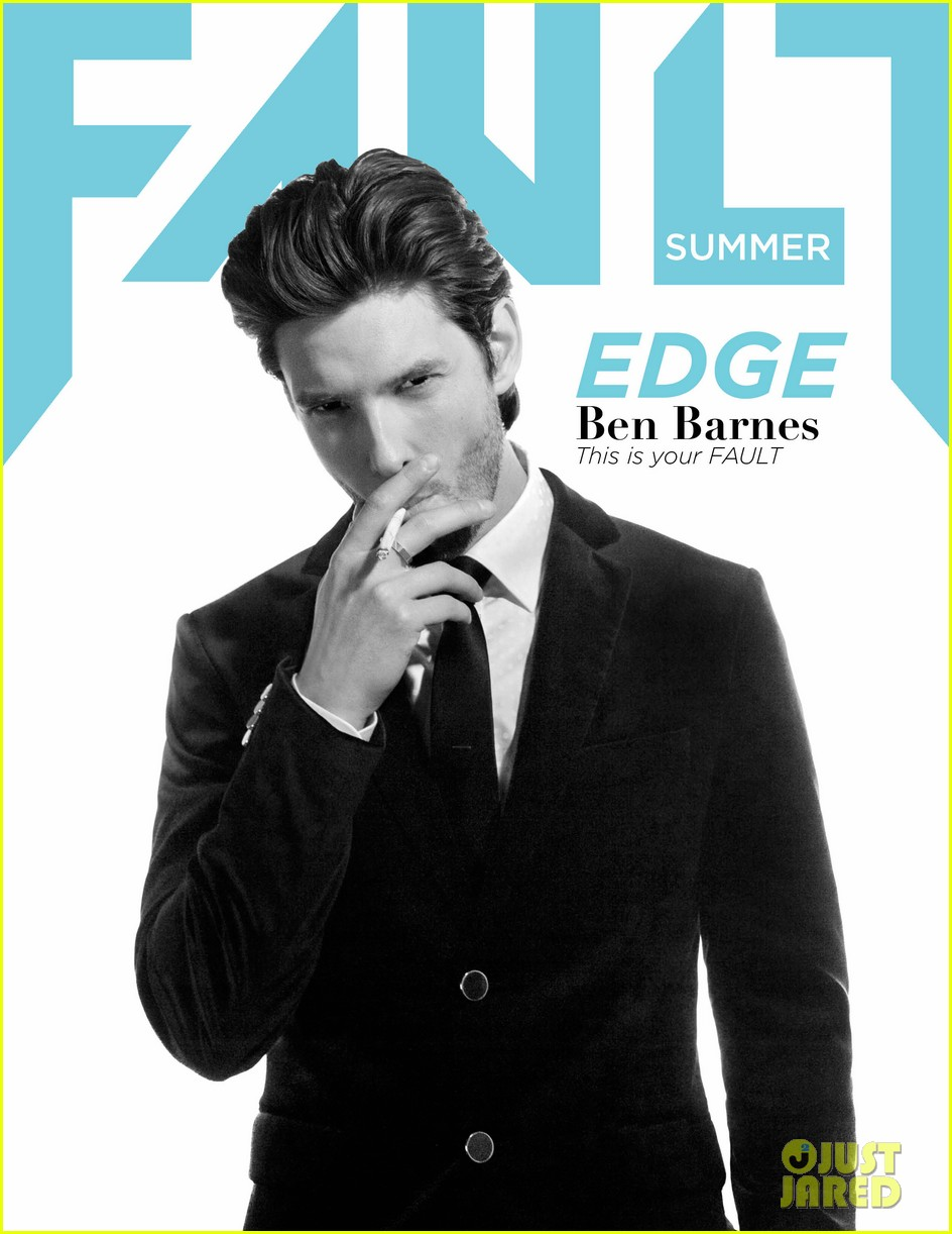 ben barnes covers faults summer 2013 issue exclusive 012898793