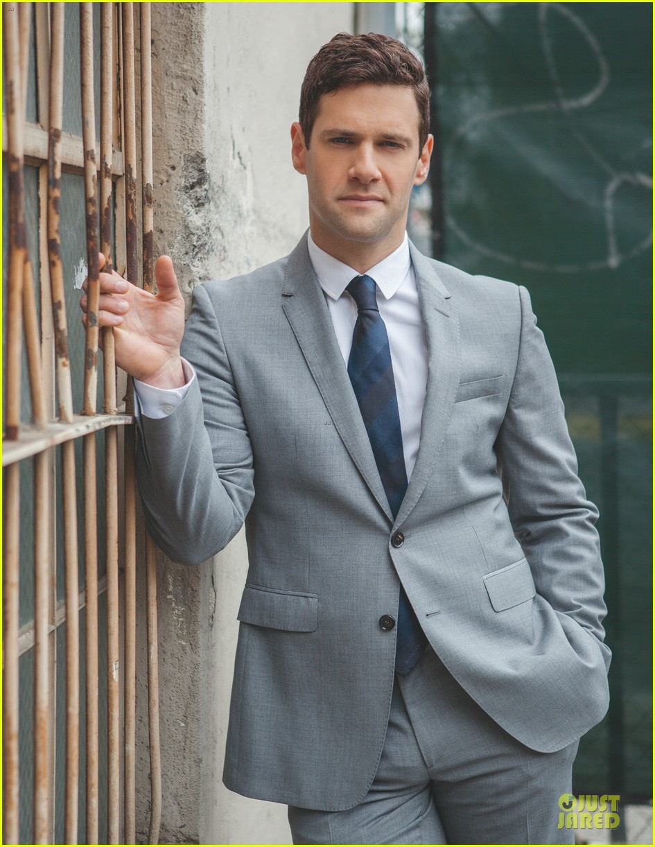 justin bartha covers da man magazine june july 2013 photo 2891673