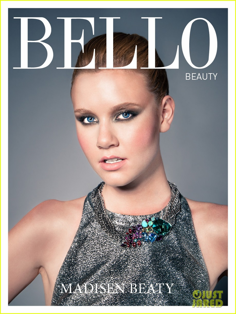 madisen beaty covers bello beauty issue 062897509