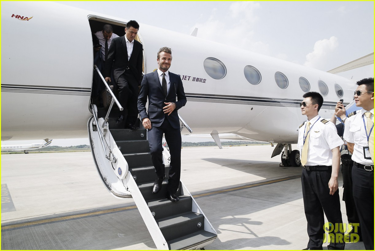 david beckham visits china 102893630