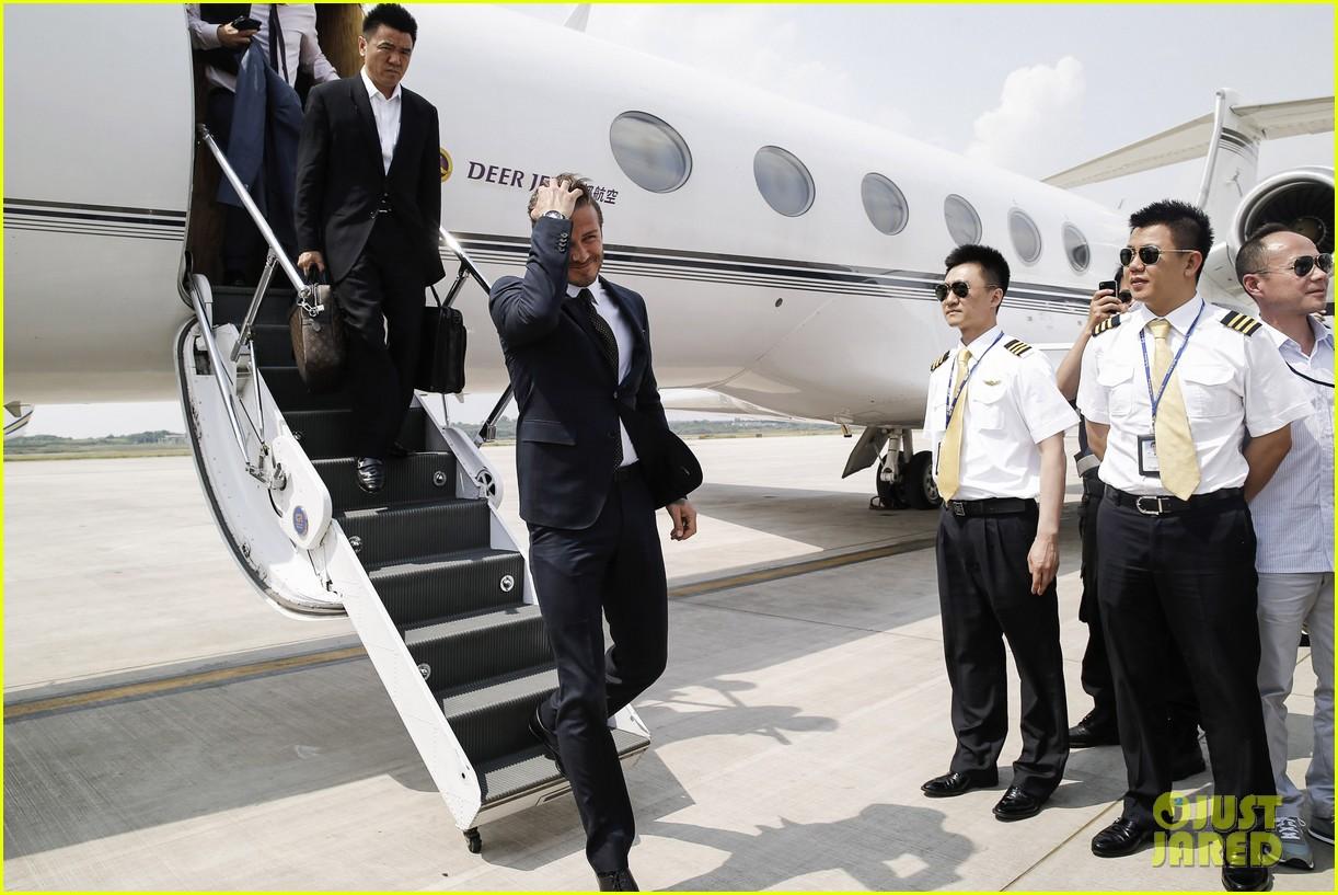 david beckham visits china 112893631
