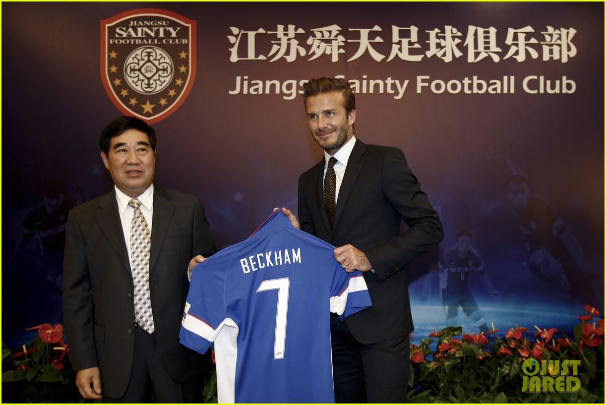 david beckham visits china 132893633