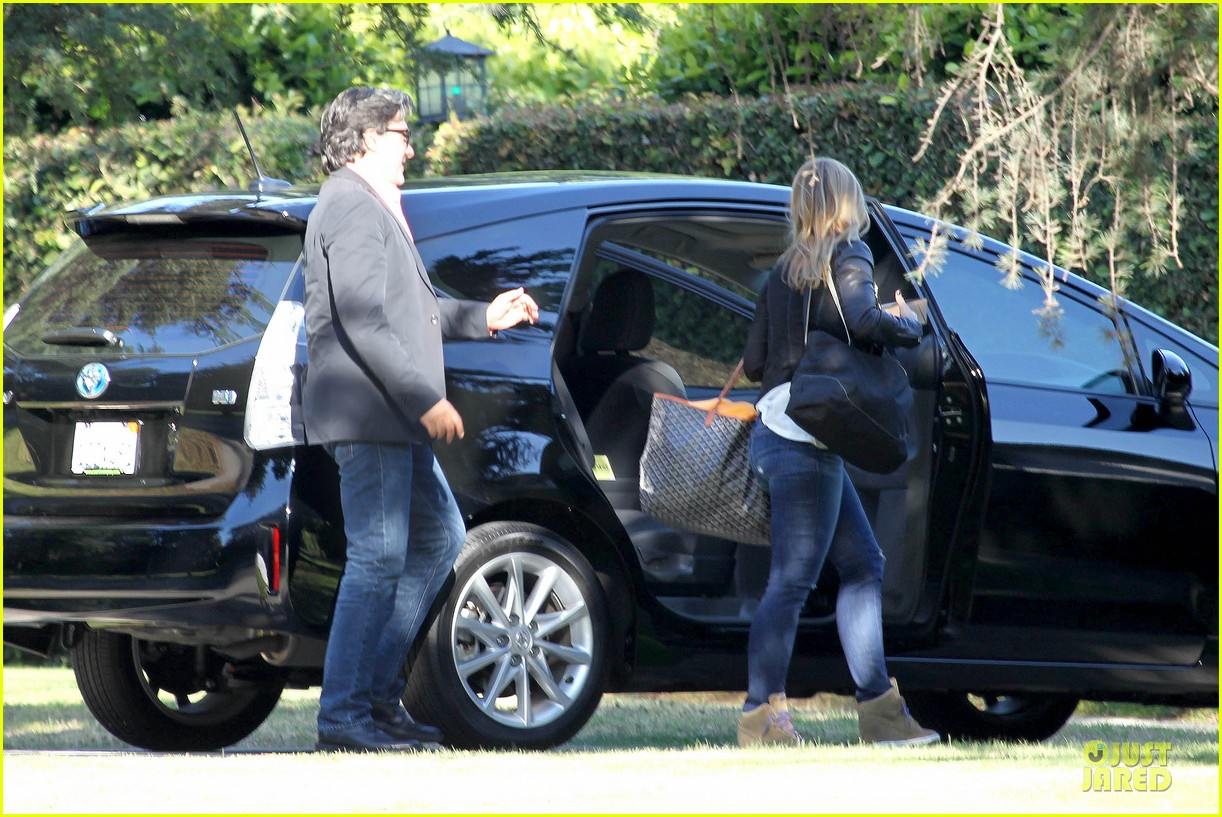 kristen bell dax shepard first fathers day sushi outing 142893035