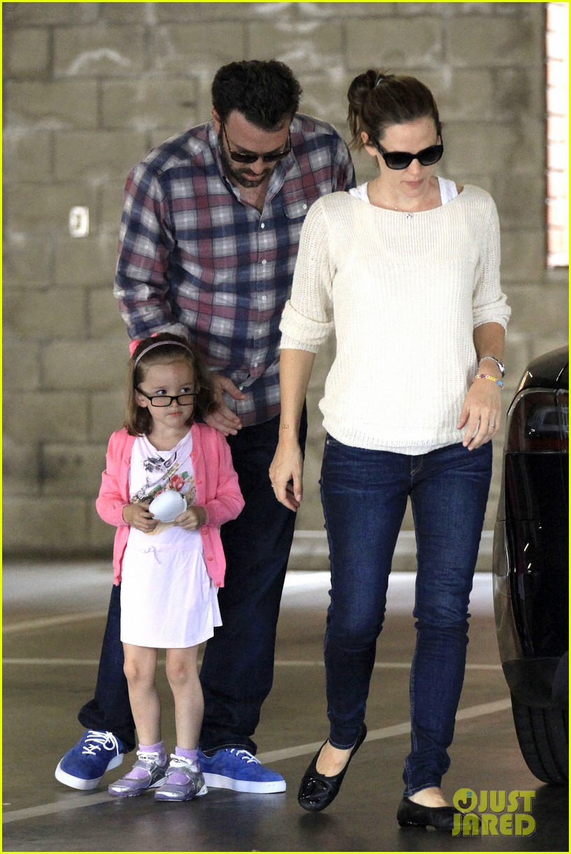 ben affleck jennifer garner sunday dinner with bens mom 012883073