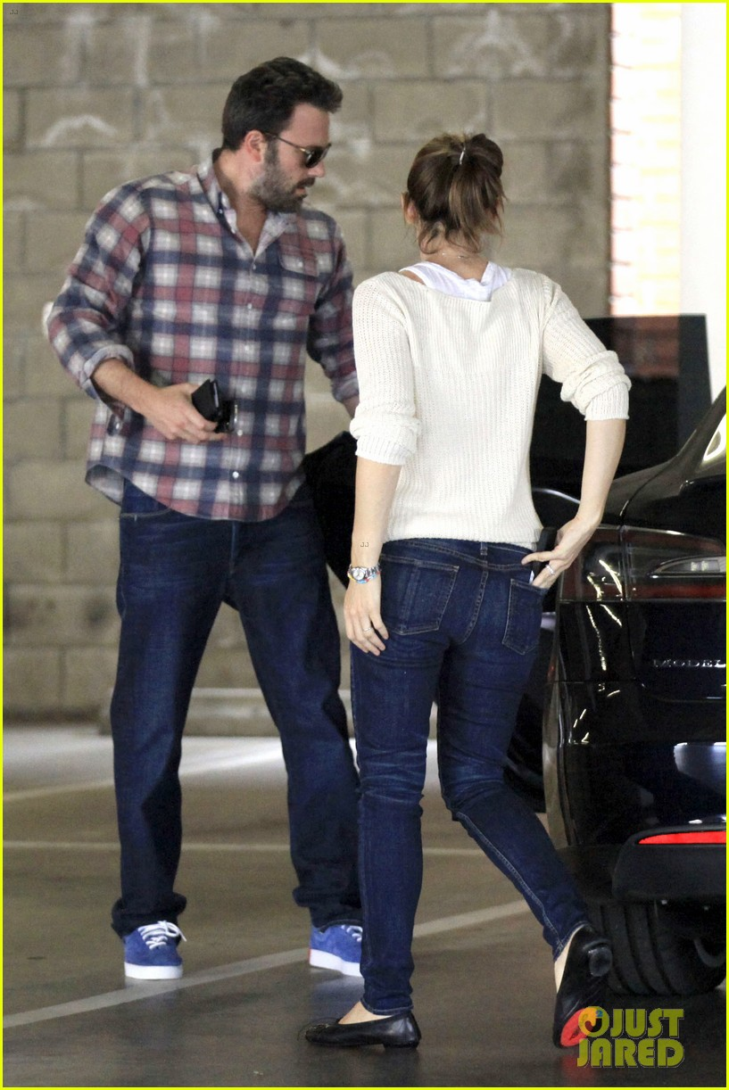 ben affleck jennifer garner sunday dinner with bens mom 162883088