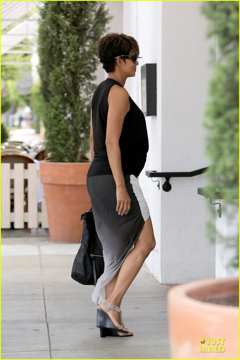 halle berry twisted legs at fig olive 132901368