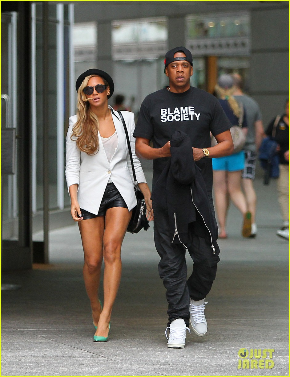 beyonce jay z nyc movie date 012882976