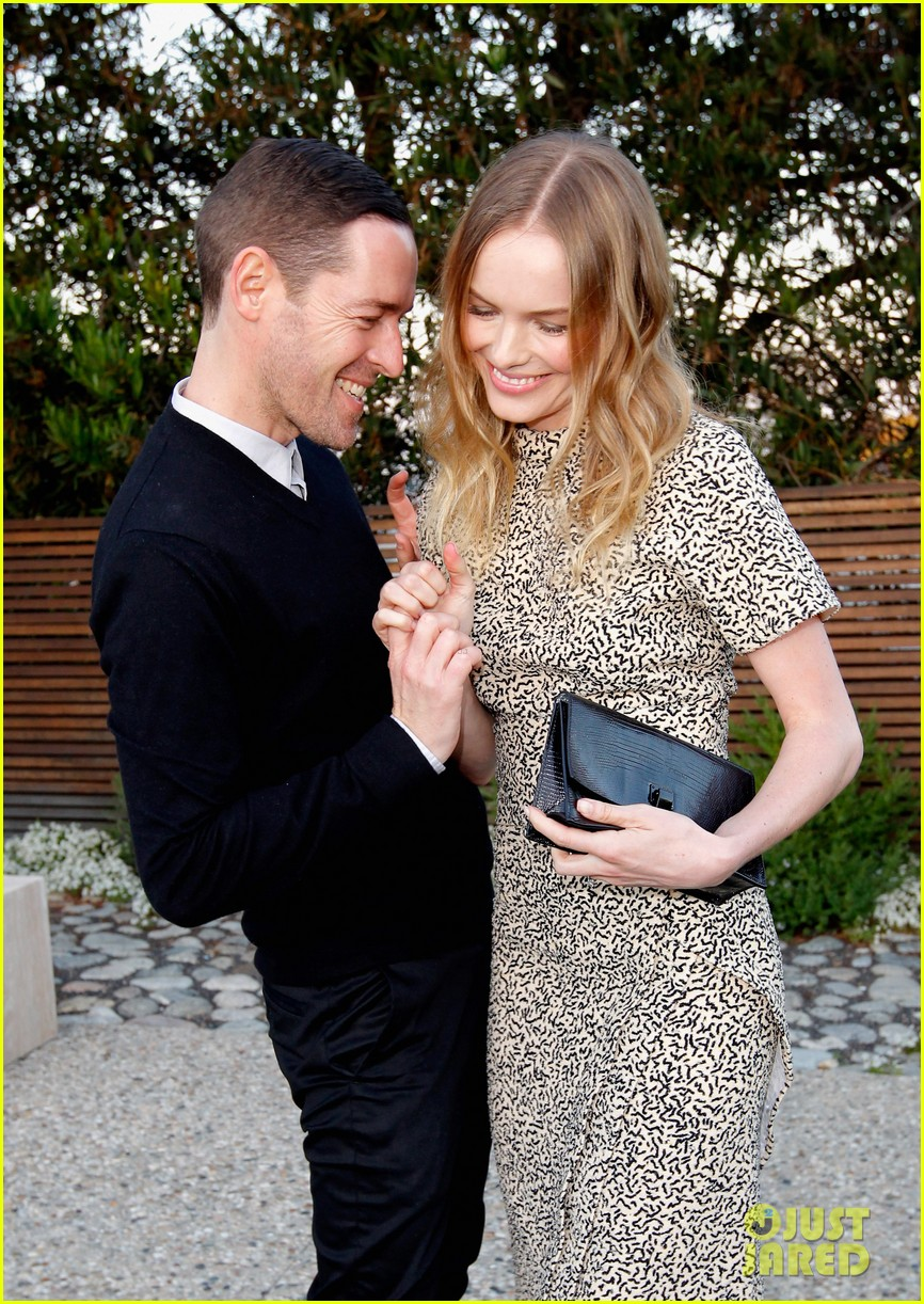 kate bosworth kirsten dunst proenza shouler dinner 042891225